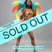 Treasure Backline (collar optional) Sold Out