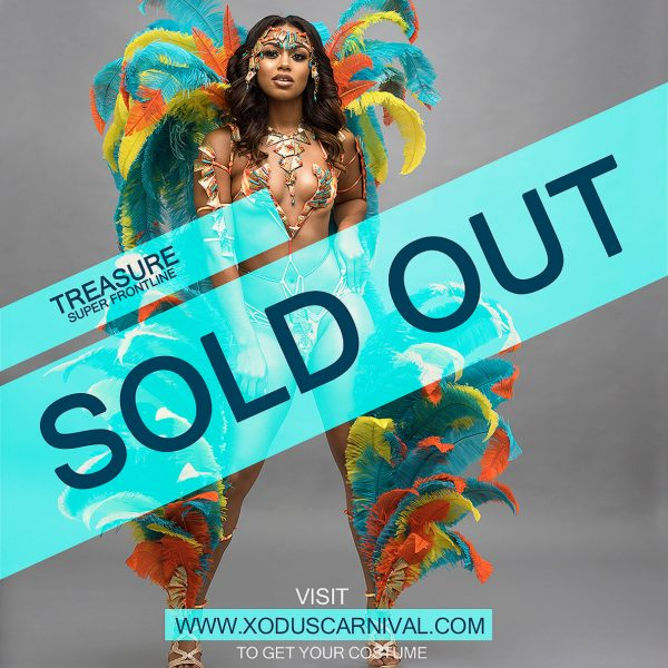 Treasure Frontline (fully loaded) Sold Out